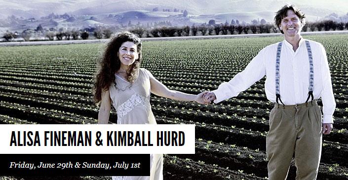 Alisa Fineman & Kimball Hurd