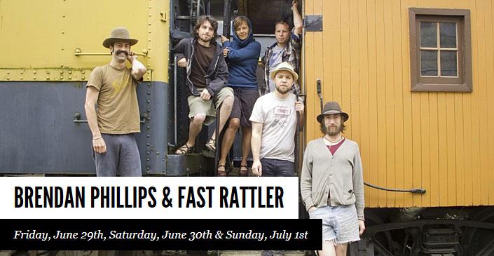 Brendan Phillips & Fast Rattler