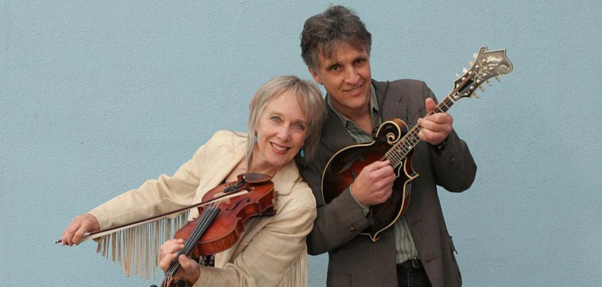 Laurie Lewis & Tom Rozum | Kate Wolf Music Festival