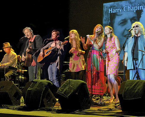Harry Chapin: A Celebration In Song with The Chapin Family