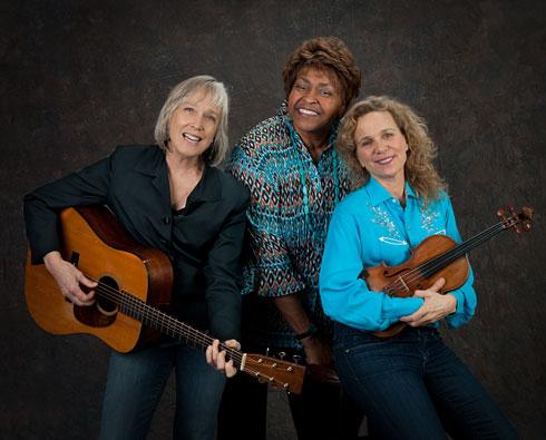 Hills to Hollers (Laurie Lewis, Linda Tillery, Barbara Higbie)