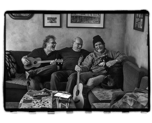 Tom Paxton & The Don Juans